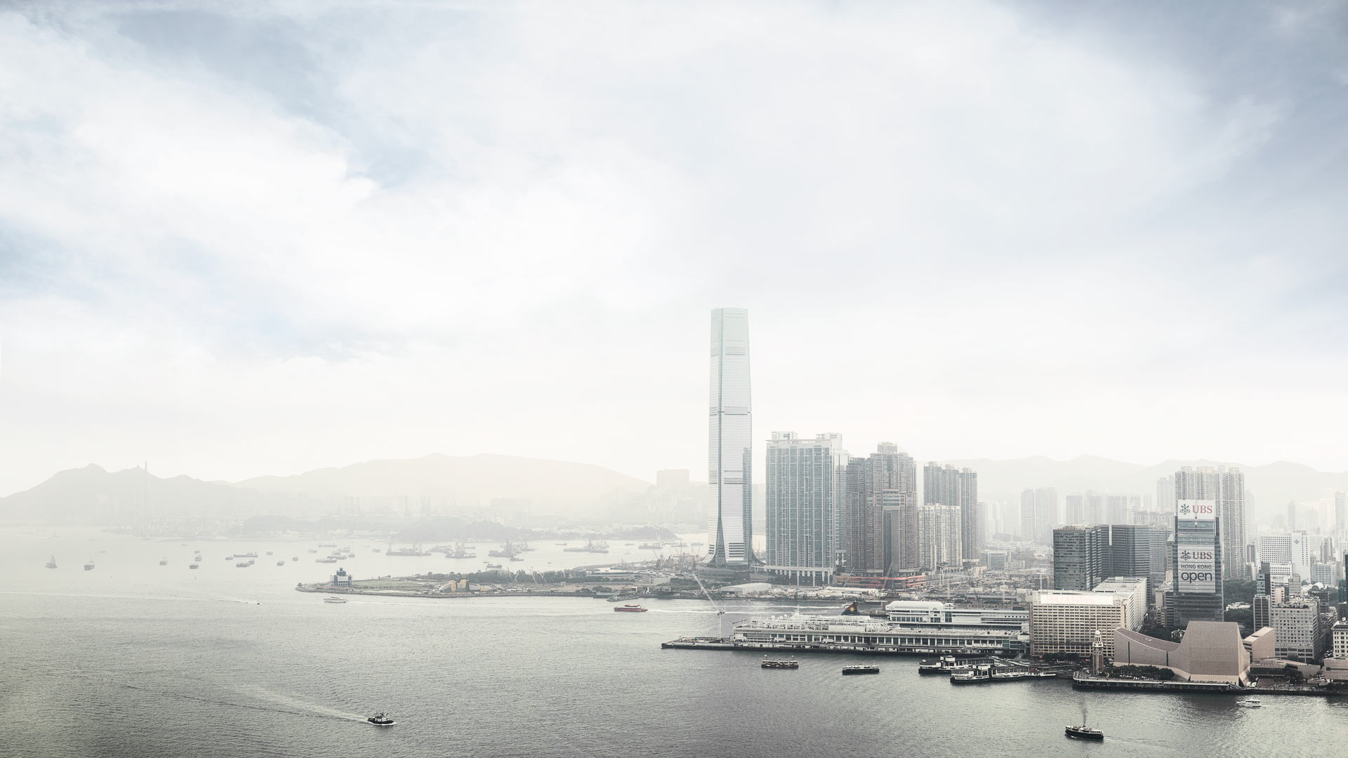 Hong-Kong-China-Skyline
